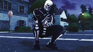 when you meet a friendly skull trooper!