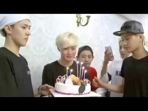 EXO The first snow - Sehun DVD practice ver