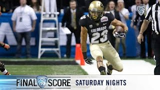 2016 Alamo Bowl: Highlights - Colorado falls to Oklahoma State in San Antonio