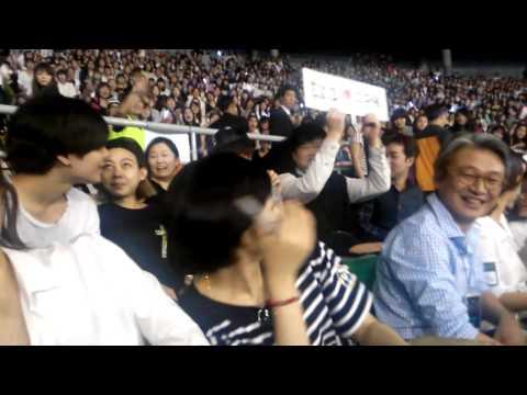 140524 엑소 콘서트 샤이니 태민, 슈퍼주니어 은혁 신동