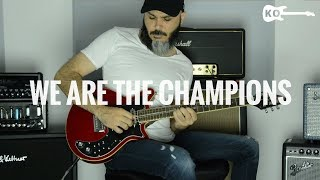 Queen - We Are The Champions (Electric Guitar Cover by Kfir Ochaion)