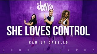She Loves Control - Camila Cabello   FitDance Life (Choreography) Dance Video