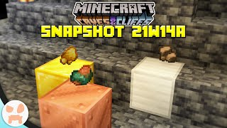 MINING IS CHANGED FOREVER! | Minecraft 1.17 Caves and Cliffs Snapshot 21w14a