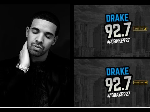 "Charlotte Gospel Radio Station Changes Its Name to ""Drake 92.7"" and now ONLY Plays Drake Songs!"