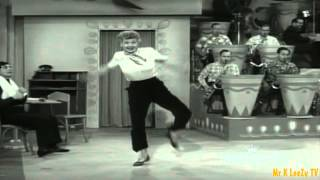 I Love Lucy - Dance challenge HD (Funny)