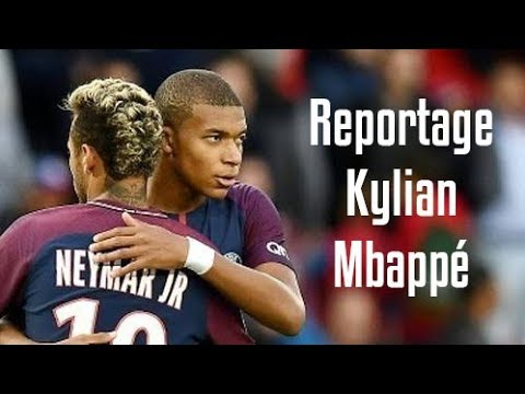 Reportage sur les traces de Kylian Mbappé