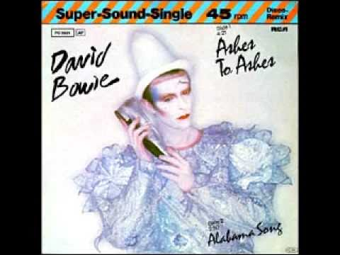 David Bowie - Ashes to Ashes ( Hiras Club Mix)