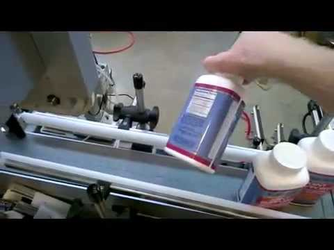 Auto Labe Model 600 Series Labeling System for Rectangle & Rounds