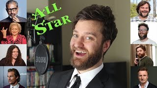 All Star But It's 30 Celebrity Impressions