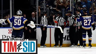 How Can NHL Fix Controversy Surrounding Officiating & Video Review? | Tim and Sid