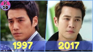 Joo sang wook evolution 1997-2017