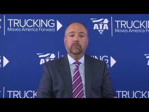 American Trucking Associations Chief Economist Bob Costello breaks down March's 1% drop in ATA's Seasonally Adjusted Truck Tonnage Index, citing poor weather during the month.