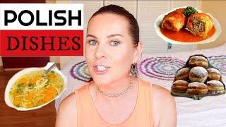 POLISH // Polish Dishes Explained + Polish Food // ItsEwelina