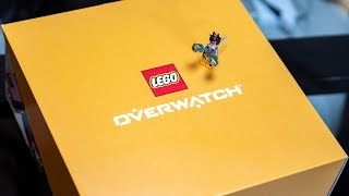 LEGO Overwatch Exclusive Unboxing!