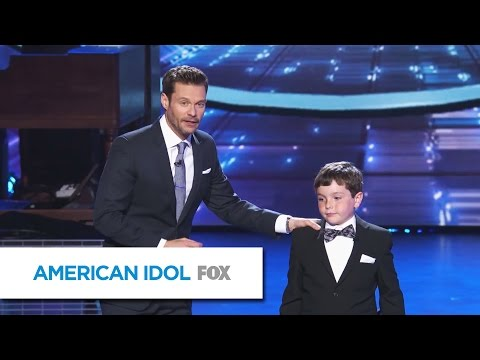 Ryan Seacrest Surprises 7-Year-Old Superfan! - AMERICAN IDOL