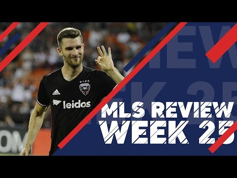 D.C. erupts for six & Portland pays back Seattle | MLS Review, Week 25