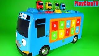 Tayo the little bus The Little Bus Tayo 타요 1기 тайо маленький автобус мультики про машинки PlayClayTV
