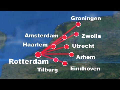 Auto Transport to the Netherlands | Schumacher Cargo