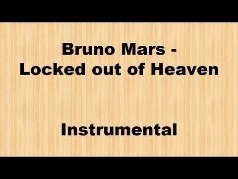 Baixar Bruno Mars - Locked out of heaven - Instrumental / Karaoke