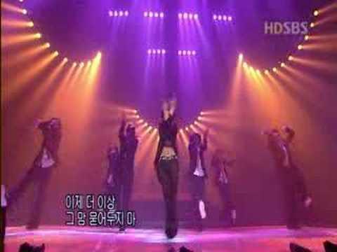BoA - Spark 2004.08.08