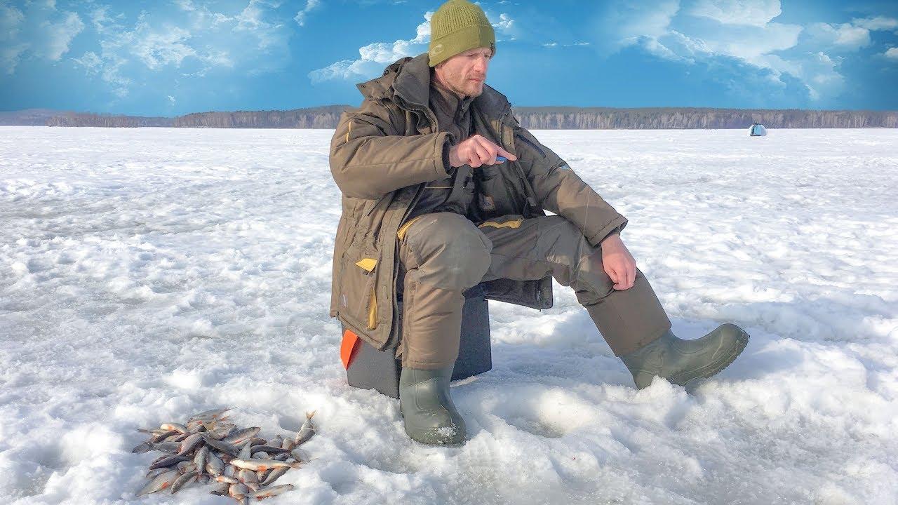 Озеро сунгуль рыбалка зимой