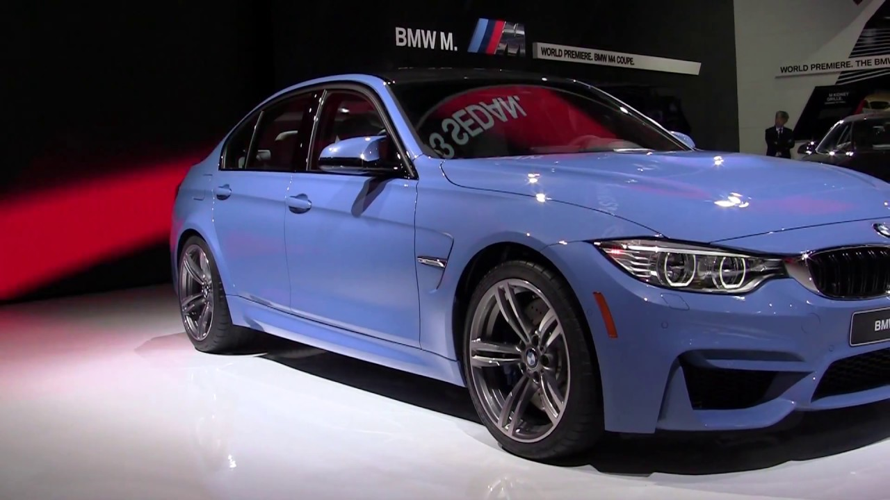 New Bmw M3 In Yas Marina Blue Youtube