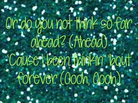 Thinking About You - Frank Ocean (Lyrics)