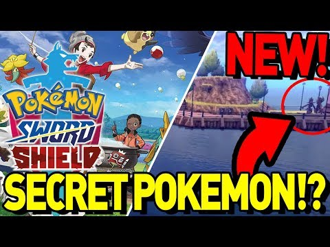 NEW HIDDEN POKEMON! THINGS YOU MISSED! Pokemon Sword and Shield Gameplay Discussion!