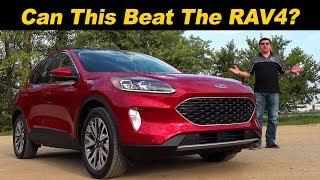 2020 Ford Escape | The Turbo Alternative