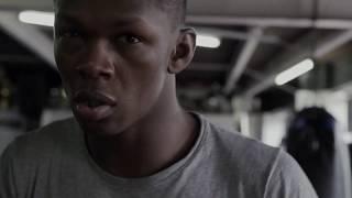 UFC Training Day: Israel Adesanya