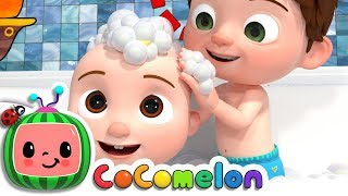 Bath Song | Cocomelon (ABCkidTV) Nursery Rhymes & Kids Songs - YouTube