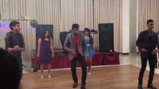 Ada Ape Thaththa Surprise Dance @ Shan's Wedding