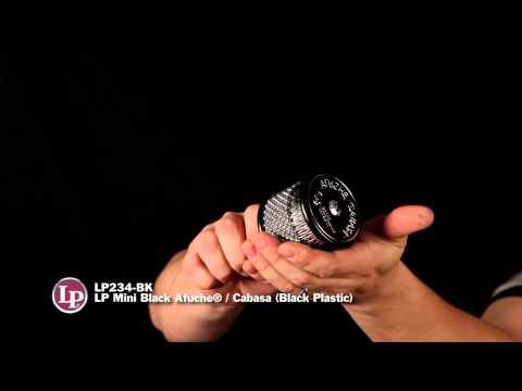 LP Cabasa Afuche - Mini LP234BK