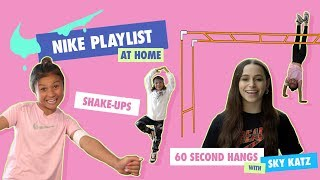 Sky Brown Works Up an Appetite + Sky Katz Hangs Out | Nike PLAYlist | Nike