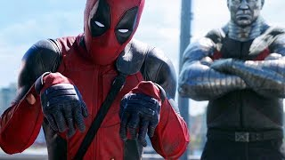 Deadpool Cuts His Hand Off Scene - Deadpool (2016) Movie CLIP HD