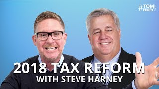 Talking Tax Reform with the Oracle of Real Estate | #TomFerryShow
