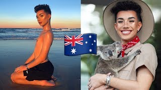 SLAYCATION: JAMES CHARLES TAKES AUSTRALIA