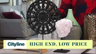 7 ways to fake high-end décor on a budget