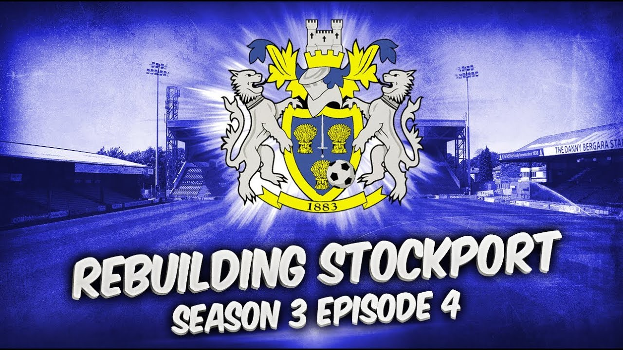 Rebuilding Stockport County - S3-E4 Witness Protection!   Football Manager 2019