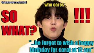 [seventeen in a nutshell] carats birthday edition 2021 !!