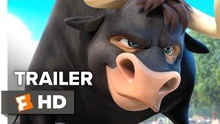 Ferdinand 2017 Movie Trailer