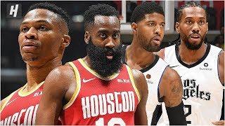Houston Rockets vs Los Angeles Clippers - Full Game Highlights   November 22, 2019 NBA Season