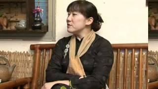 Hoa đạo trong trà đạo - Nghệ nhân Viên Trân trên HTV7 - Part 1