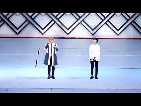 [4K] 170708 SM콘서트 강타(KangTa) 예성(Yesung) - 먹지 토크 직캠 fancam