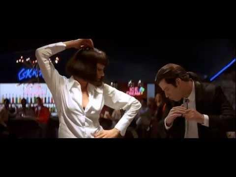 Pulp Fiction - Dance Scene (HQ)