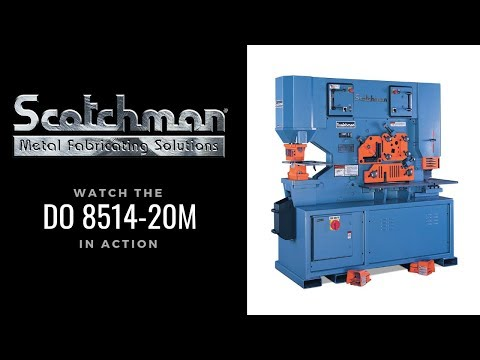 Scotchman Ind. Do 8514  safety video