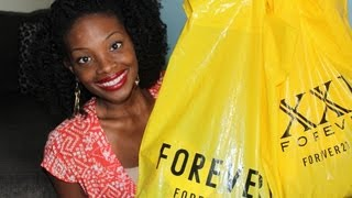 The Gabe Fix – Forever 21 Haul