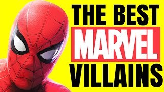 How To Make A Great Spider-Man Villain