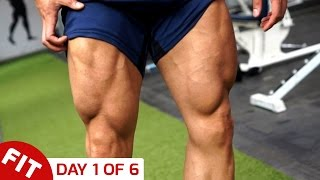 LEG WORKOUT - JUSTIN ST PAUL DAY 1 OF 6