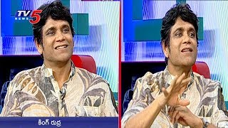 Akkineni Nagarjuna Special Interview | #RGG2